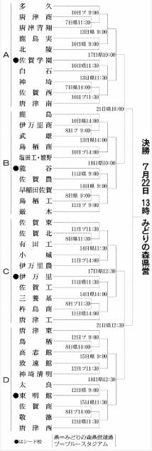 第100回全国高等学校野球選手権記念大会・佐賀