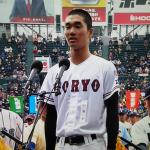 第91回選抜高校野球大会初日