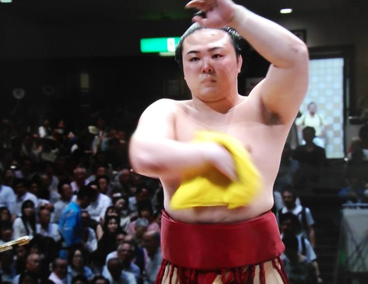 令和初の大相撲夏場所の12日目は🌺