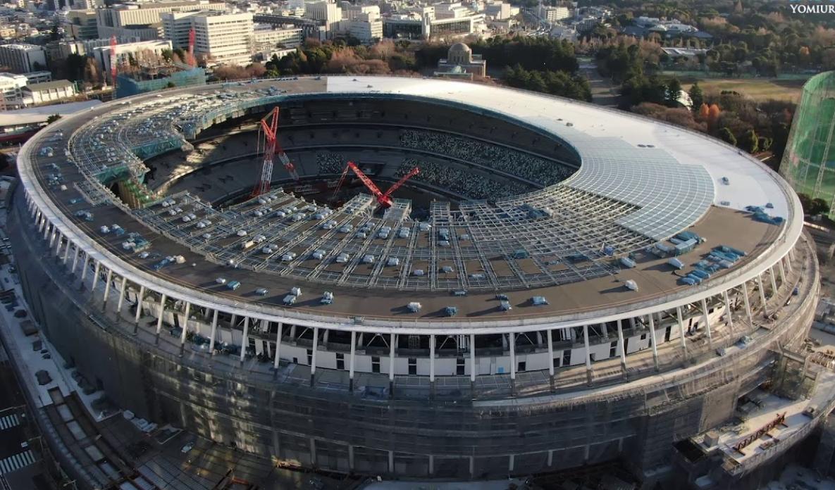 東京五輪建設現場は日本の建設業界の縮図
