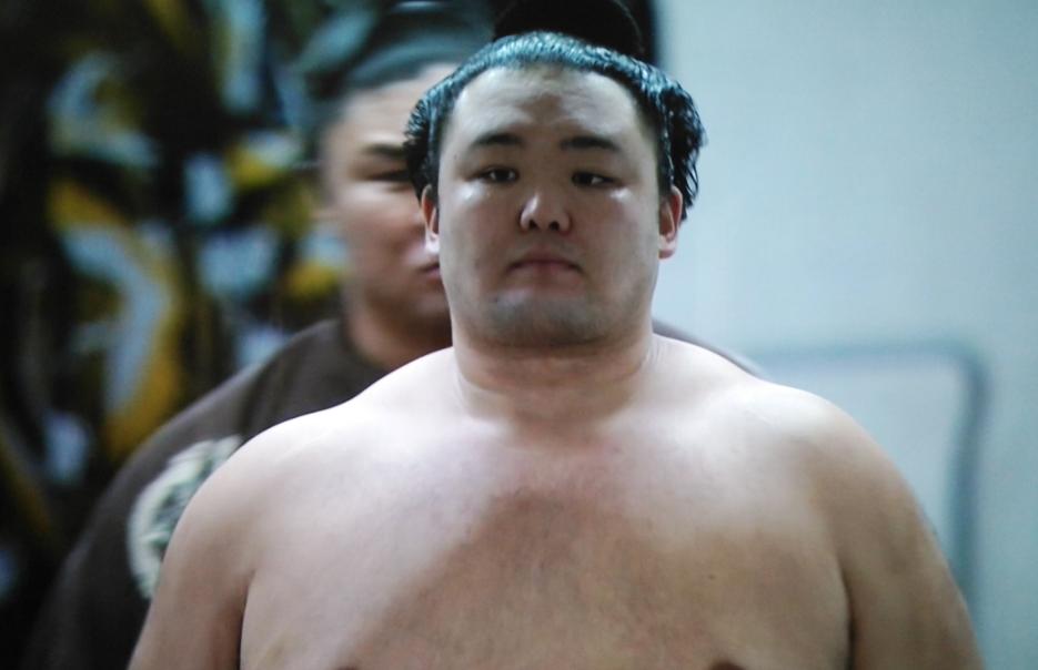 令和初の大相撲名古屋場所の初日🌼