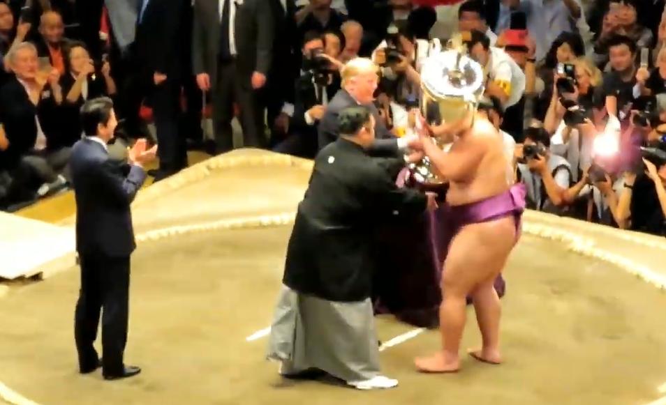 大相撲名古屋場所、新番付💡