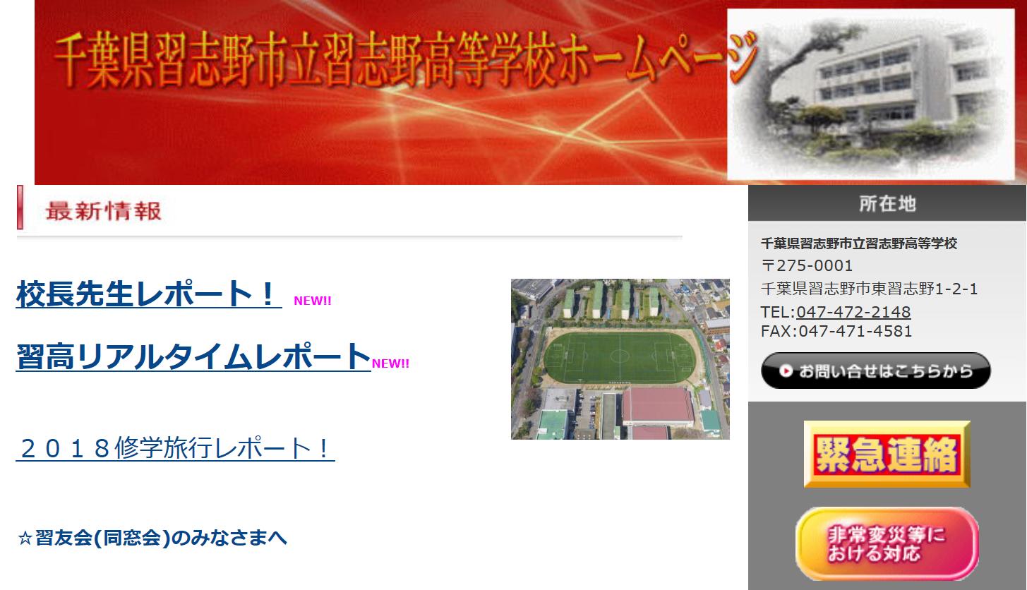 第101回全国高等学校野球選手権大会:千葉代表【習志野】