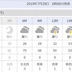 いよいよ令和元年も夏本番