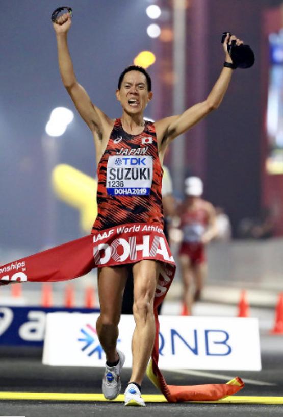 鈴木雄介選手、おめでとうございます!
