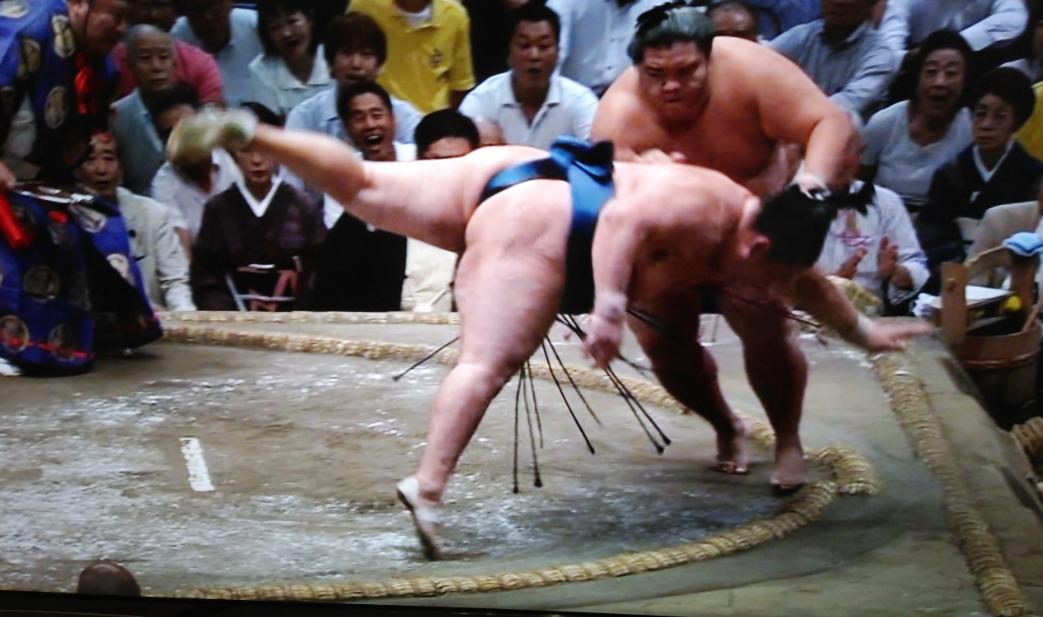令和初の大相撲秋場所10日目が終わり、さらに面白くなってきましたね!