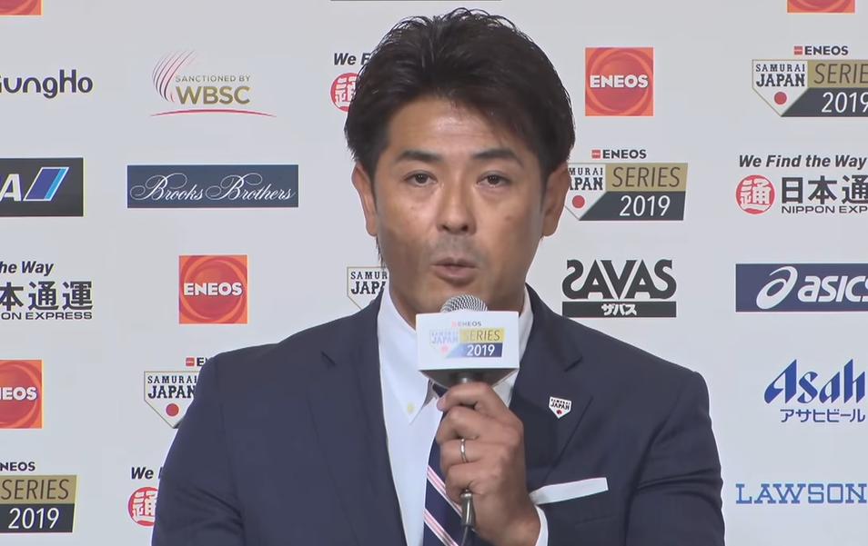 2019プレミア12:スーパーラウンド【第2戦】;日本VSアメリカ