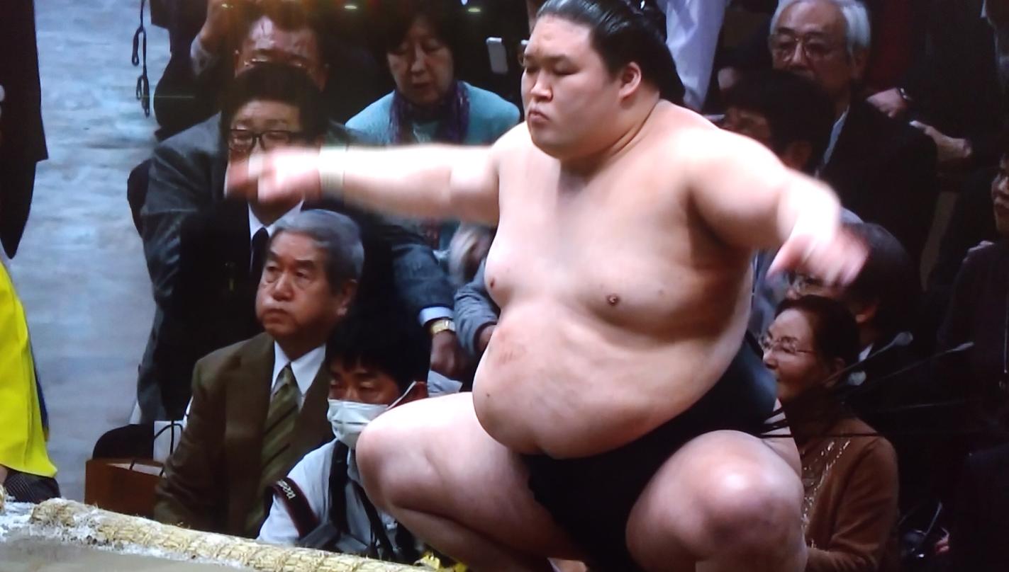 令和二年の大相撲初場所9日目も大波乱!