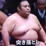大相撲初場所5日目!