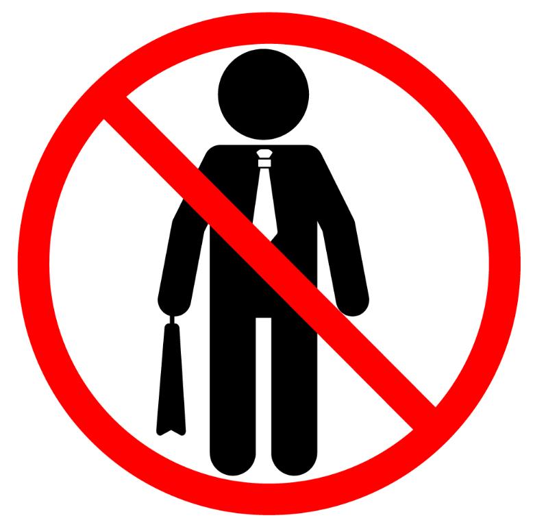 ポスティングのコツ【ポスティング禁止のシールが貼られていたらどうするか?】
