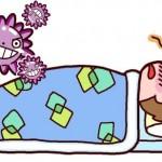 インフルエンザ感染拡大