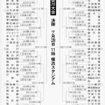 第100回全国高等学校野球選手権記念大会の南神奈川