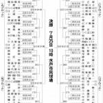 第100回全国高等学校野球選手権記念大会:茨城県