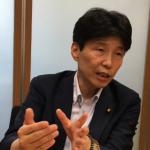山本一太参議院議員。ついに来夏(2018年)の群馬県知事選挙への立候補を決断