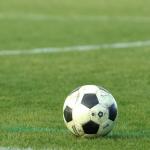 高校サッカー準々決勝観戦