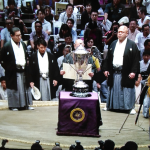 令和初の大相撲秋場所は、2年ぶりの優勝決定戦!