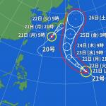 2019年は台風の「当たり年」