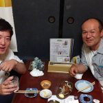 3年と3ヶ月17日ぶりにクラシード長崎の林田社長との会食!