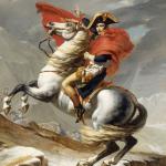 ナポレオン・ボナパルトとポスティングと。