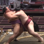 大相撲9月場所2日目