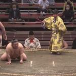 大相撲9月場所の中日が終わってトップ2敗で9人の大混戦へ!