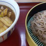 山田うどん食堂で初めて「肉汁蕎麦」をいただく☆彡