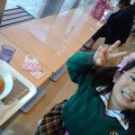 お受験対策用の模試待ちで極濃湯麺(ごくのうたんめん)キントン太田店へ!